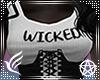 Wicked Corset Top