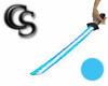 Light Sword w/SFX (Blue)