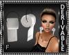 ToiletPaper Earrings (F)