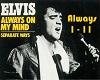 Always on My Mind Elvis