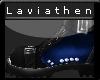 Lavi - Custom Boots Blue