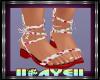 Moms Cherry Sandals