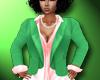 AKA Green Blazer