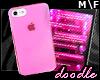 iPhoneSE 🌸 Neon Pink