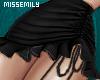 Soft Black Skirt