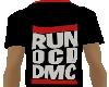 RUN OCD DMC baggy shirt