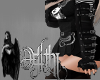 darkside skull armwarmer