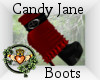 ~QI~ Candy Jane Boots