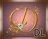 golden bling D