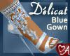 .a Delicat Spike Blue