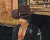 Cowboy Hat and Hair