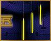 R. Chain Neon Gold