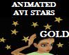 GOLD ANIM AVI STARS