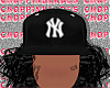 $$$ Black Fitted Hat