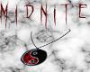 Garnet Yin-Yang Necklace