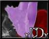 xIDx PurpleCloud LegTuft