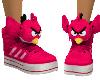 PINK AngryBirdTrainers!!