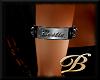 Fem 'Bestie' Armband L