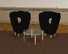 {S}Romance Couple Chair