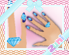 {Zu} Rarity's Nails