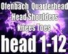 Head Shoulders Knees