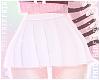 F. Kawaii White Skirt RL