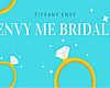 ENVY ME BRIDAL CARD HOLD