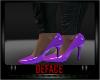 D ± Hot on Heels. plum