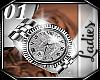 *01* Rolex Watch Left F