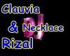 kd-Clauvia&Rizal Neckla