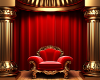 Gold Chair Background