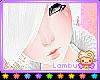 ♡ Femboy-albino lashes
