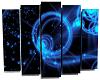 Shades of Blue Art 1