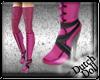 DD Draculaura boots