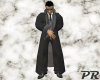 R Pizzaz Trench Coat 2
