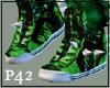 [P42]Green Spike