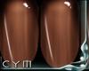 Cym R. Brown Nails