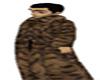 Mens full length Mink