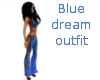 Blue dream outfit