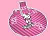 hello kitty rocking char