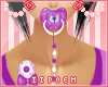 ☆Butterfly Clip Paci