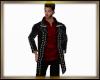 Leather Coat / Shirt