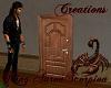 ScorpionLoft Door