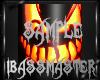 !BM! Halloween Jack Nail