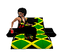 jamaican lounger animate