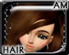 [AM] Skylar Brown Hair