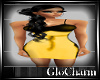 Glo* Laren Dress~Y/B
