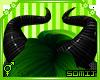 [Somi] Glow Horns v2