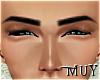 m. Thin Eyebrows Black