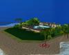 ROMANTIC-ISLAND w POOL